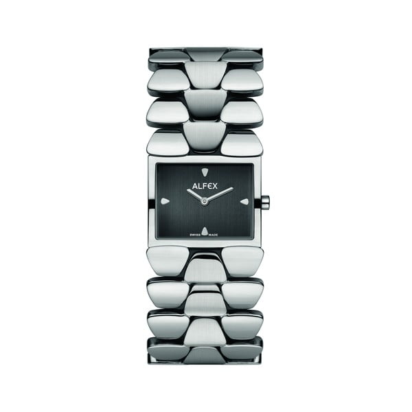 Dámske hodinky Alfex 56332 Metallic/Metallic