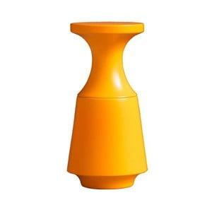 Mlynček na korenie Kiki Orange, 17.1 cm
