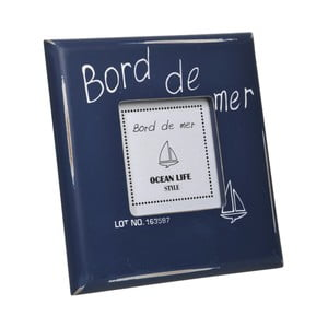 Fotorámček Bord de mer Blue, 20x20 cm