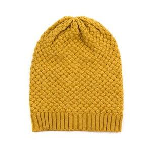 Čiapka Beanie Yellow
