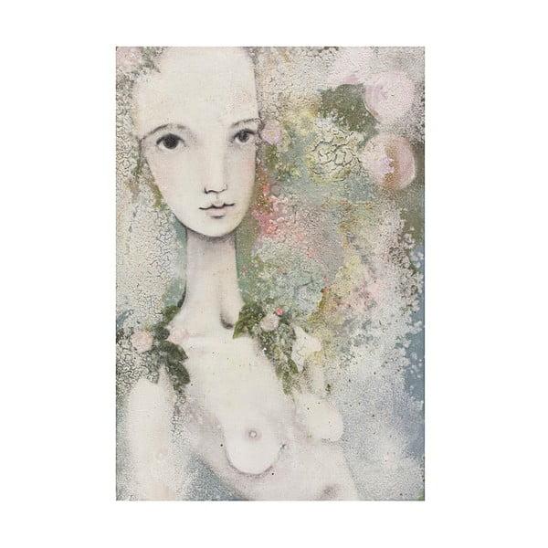 Autorský plagát od Lény Brauner Neskorá jar, 60x82 cm