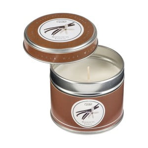 Aroma sviečka v plechovke Madagascan Vanilla, doba horenia 32 hodín