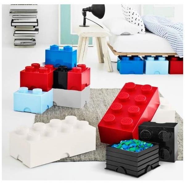 Biely úložný boxík LEGO®