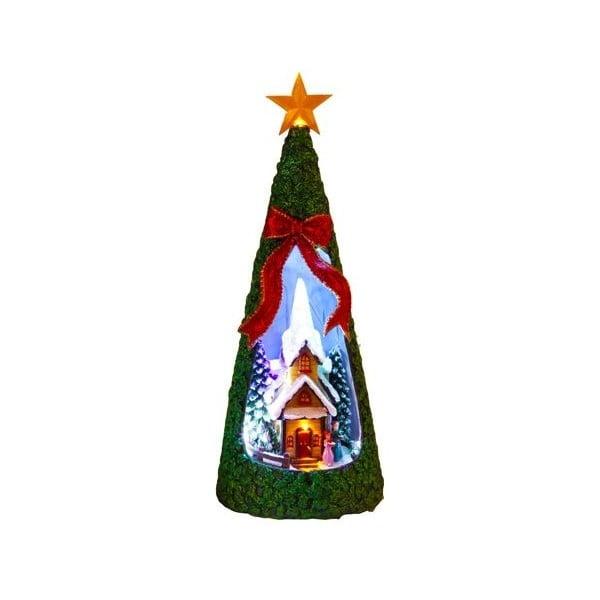Svietiaca dekorácia Star Tree