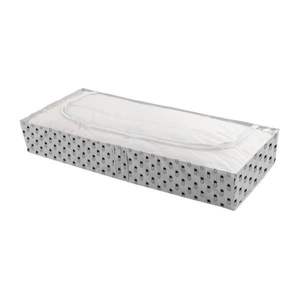 Úložný box pod posteľ so vzormi ananásov Compactor
