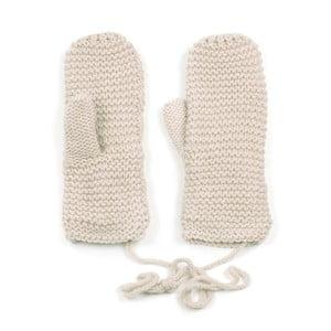 Krémové rukavice Ava