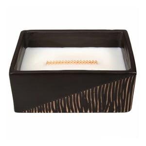 Vonná sviečka WoodWick Warming Vanilka, 255 g, 60 hodín