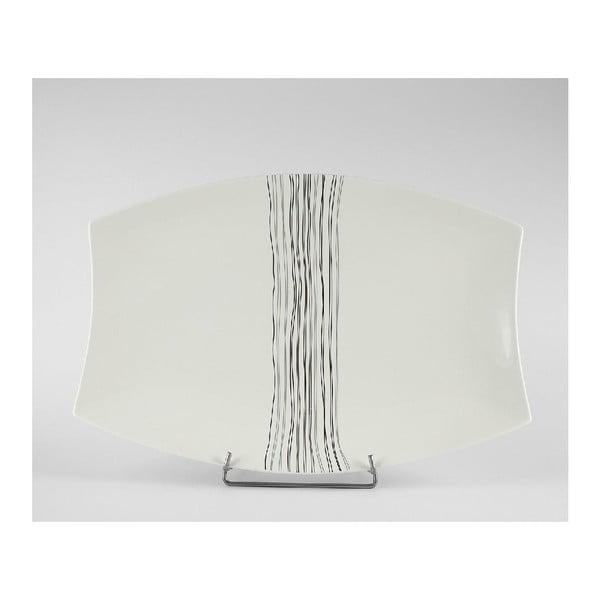Servírovací tanier Silver Line, 35 cm