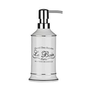 Dávkovač mydla Premier Housewares Le Bain White