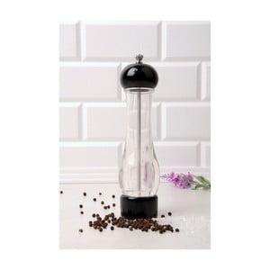 Čierny mlynček na korenie SpiceItUp