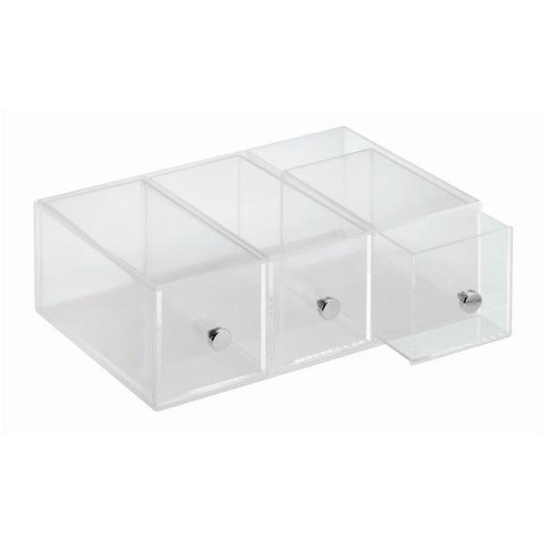 Organizér 3 Drawer Flip, 9x18 cm