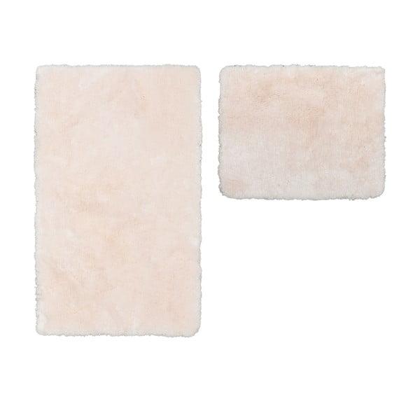 Sada 2 kúpeľňových predložiek Spotlight Ivory