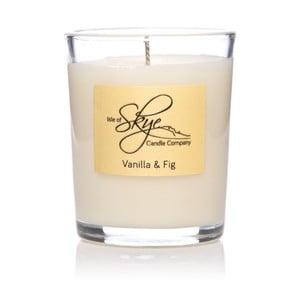 Sviečka s vôňou vanilky a fíg Skye Candles Container, dĺžka horenia 12 hodín
