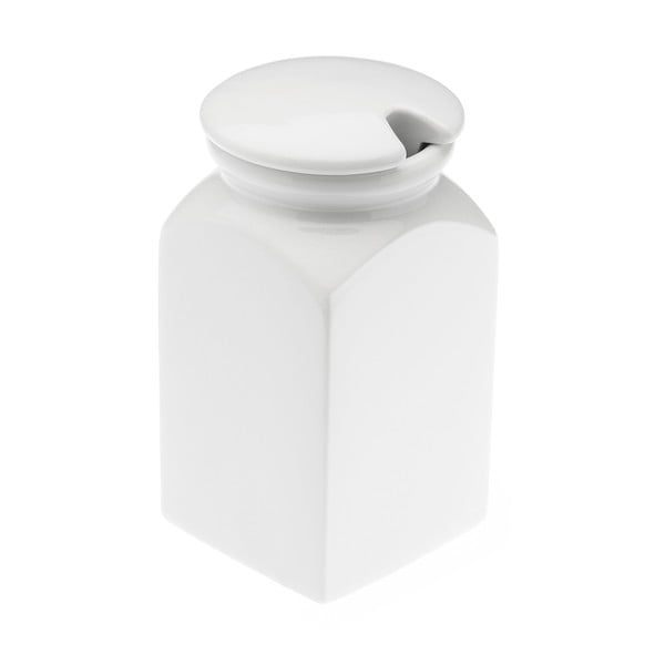 Cukornička Simple, biela