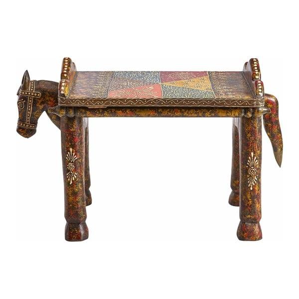 Stolička z mangového dreva Støraa Vito