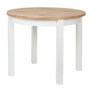 Rozkladací jedálenský stôl Durbas Style Valentino, dĺžka až 183 cm