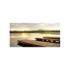 Obraz Pointing Toward the Sun, 55x115 cm