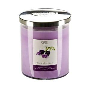 Aromatická sviečka s vôňou levandule Copenhagen Candles French, doba horenia 70hodín