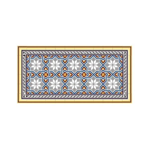 Koberec z vinylu Mosaico, 50x80 cm