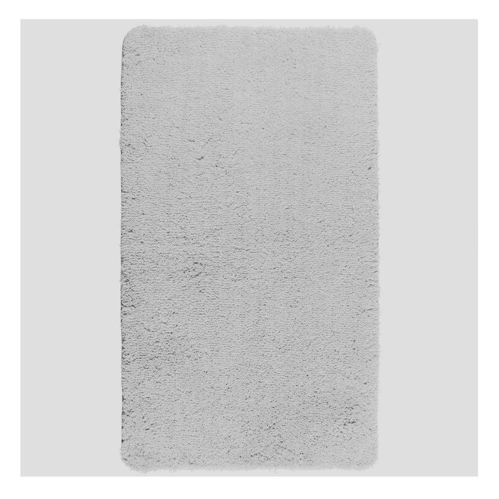 Biela kúpeľňová predložka Wenko Belize, 90 × 60 cm