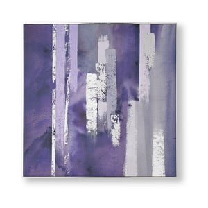 Obraz Graham & Brown Purple Harmony, 90 × 90 cm