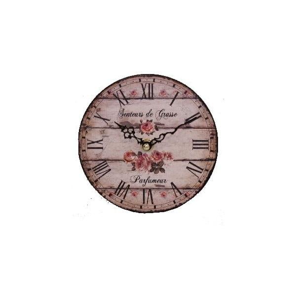 Stolové hodiny Antic Line Parfumeur