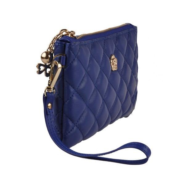 Listová kabelka  Tolone Blue