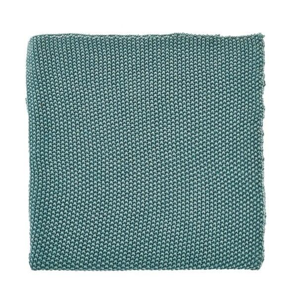 Pléd Moss 130x180 cm, modrý