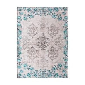 Modro-sivý koberec Universal Alice, 70×135cm