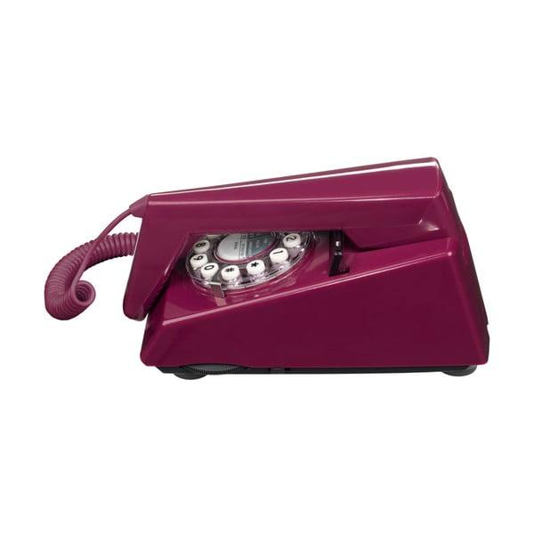 Retro funkčný telefón Trim Plum