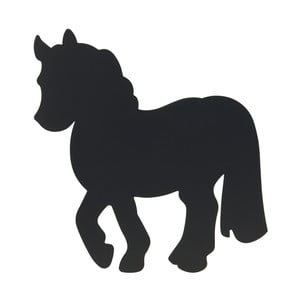 Set popisovacej tabule a kriedovej fixky Securit® Silhouette Horse