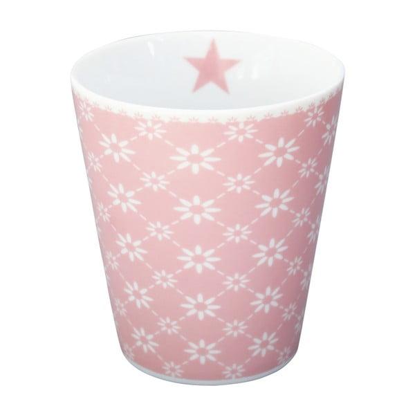 Hrnček Krasilnikoff Diagonal Pink