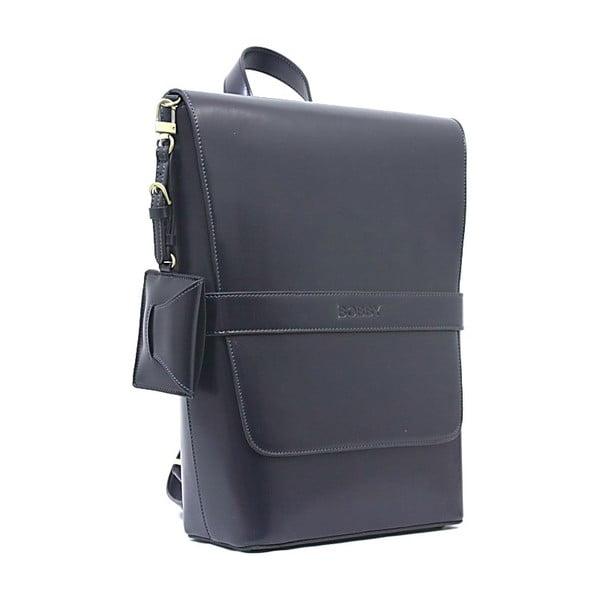 Elegantný batoh Bobby Black, modrý