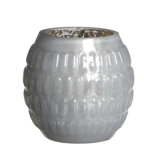 Stojan na sviečku Tavira White, 7 cm
