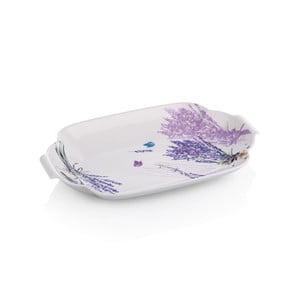 Porcelánový tanier Levanduľa, 29 cm