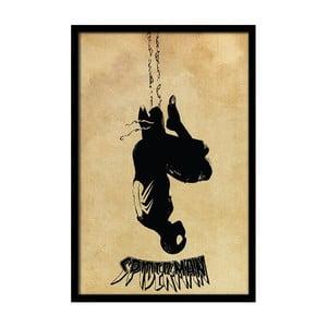 Plagát Upside Down, 35x30 cm