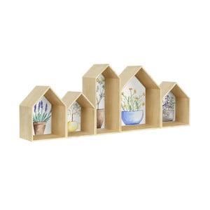Polica Houses Plants