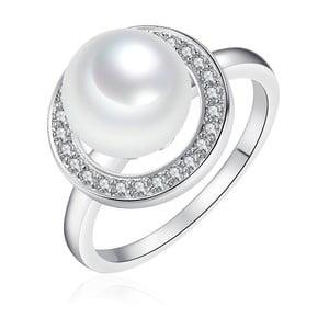 Perlový prsteň Pearls Of London Sea, veľ. 54
