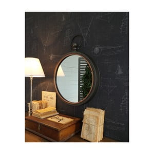 Okrúhle nástenné zrkadlo Orchidea Milano Old Look