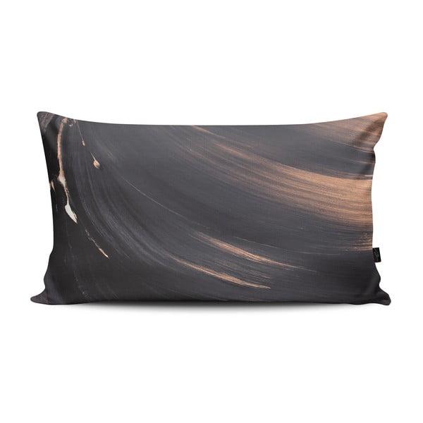 Vankúš Shady Gray Pink, 47x30 cm