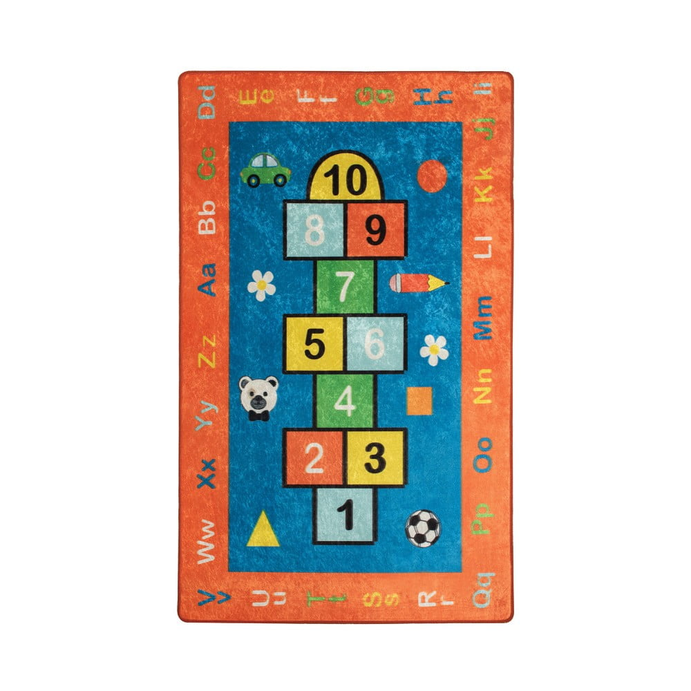 Detský koberec Seksek, 100 × 160 cm
