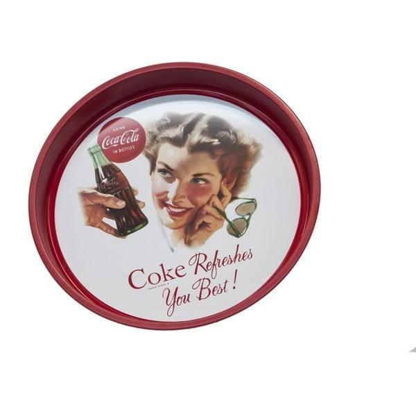 Vintage podnos Coke