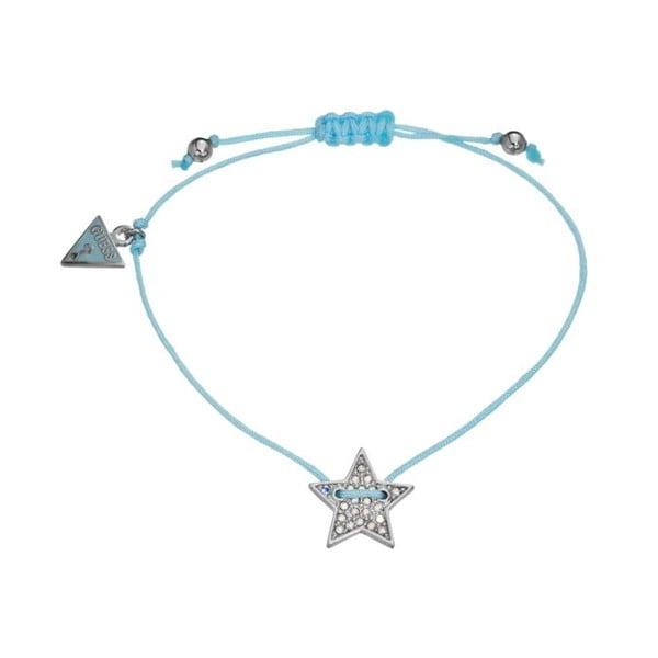 Náramok Guess Blue Star