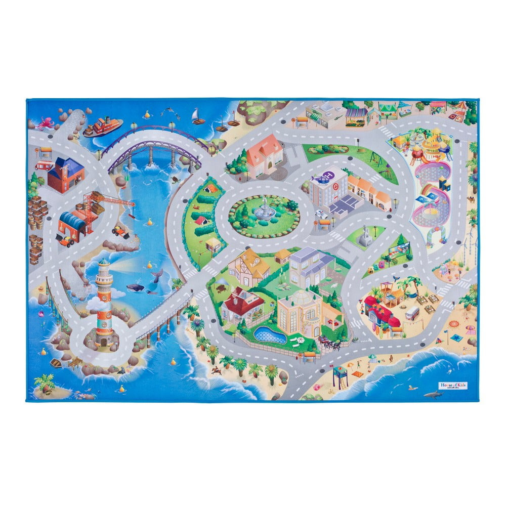 Detský koberec Universal Grip Seaside, 100 × 150 cm