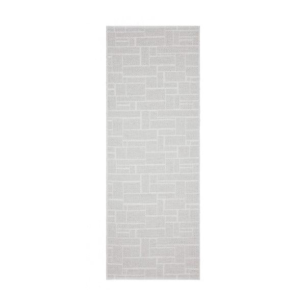 Vysoko odolný koberec Dama V22, 60x200 cm