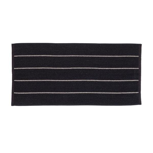 Osuška Dom Holandsko Spa čierna, 70x140 cm