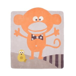 Detský koberec Nattiot Ringo, 106x123cm