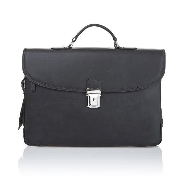 Pánska taška Ferruccio Laconi 003 Black