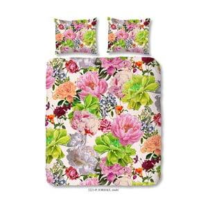 Bavlnené obliečky na dvojlôžko Good Morning Jorieke Multi, 200×240 cm