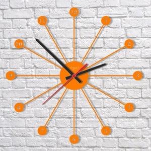 Nástenné hodiny Orange Imagine